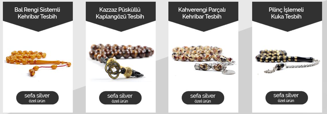 Sefa Silver Özel Ürünler