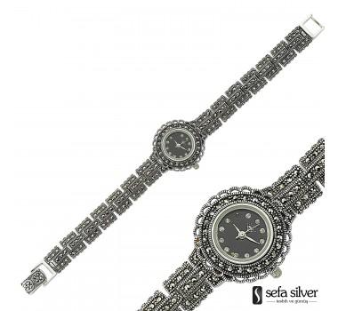 Gümüş Bayan Kol Saati