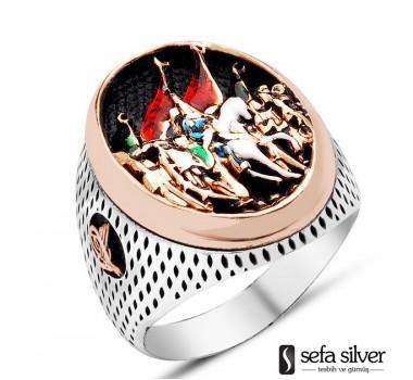 Fetih Gümüş Yüzüğü
