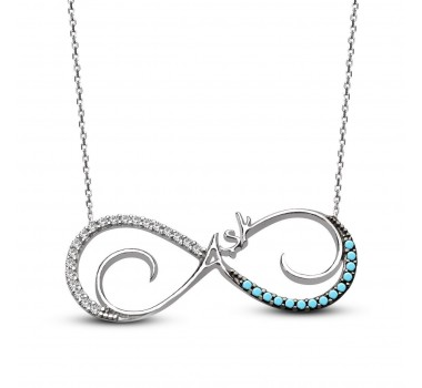Aşk Gümüş Kolye